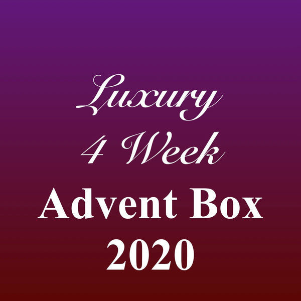 Luxury 4 Week Advent Box 2020