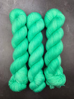Chrysoprase Merino Smooth Sock
