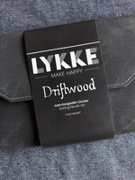 "Lykke Grey Driftwood 5"" Interchangeable Needle Set"