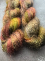 Coo Kid Mohair Silk Lace