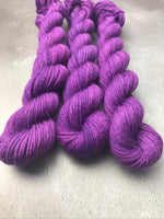 Yer Bum's A Plum Highland 4Ply 20g Mini