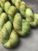 Spare Oom - Narnia Collection Merino Smooth Sock *OOAK Fine & Dandy Batch*