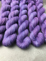 Lilac Highland 4Ply 20g Mini