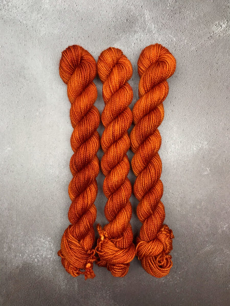 Marmalade Merino Twist Sock Mini