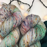Have You Your Tree Up? - Christmas Eve Cast On Sock Set