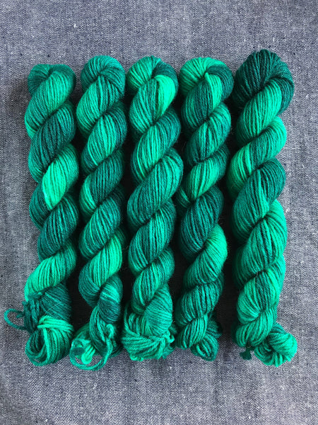 Malachite Highland 4Ply 20g Mini