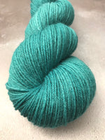 Teal Highland 4ply 100g