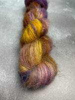 Lughnasadh Brushed Baby Suri Silk Lace