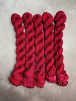 Ruby Slippers Merino Smooth Sock Mini
