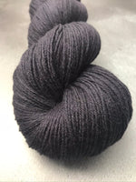 OOAK Black Highland 4Ply 100g