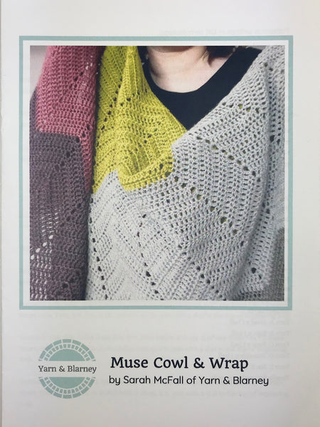 Muse Cowl & Wrap  - Yarn & Blarney