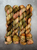 Blushed Merino Twist Sock 50G
