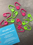 Hiya Hiya locking stitch markers