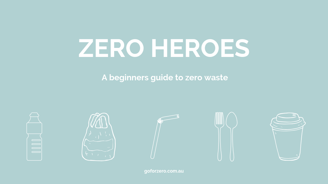 Beginners Guide to Reducing Waste & Changing your Mindset, Australia