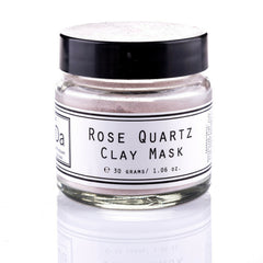 Daylesford Apothecary Rose Quartz Pink Clay Face Mask