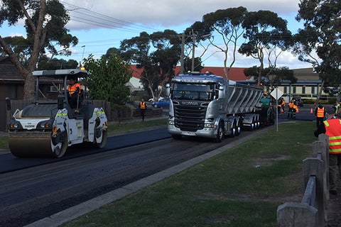 Downer-Group-Australia-Recycled-Plastic-Road