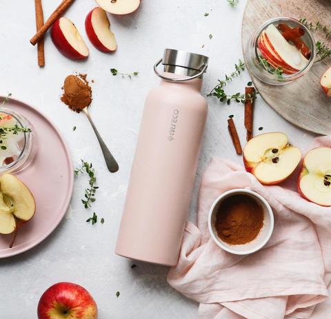 Ever-Eco-Australia-Pink-Double-Insulated-Drink-Bottle