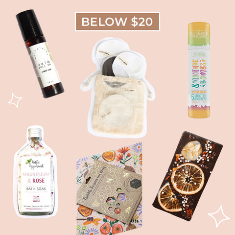 Sustainable Gifts Under $20