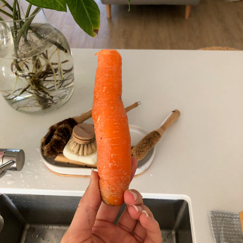 Reduce Food Waste By Choosing Ugly Fruit and Vegetables