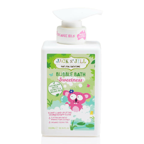 Jack n Jill Koala Sweetness Bubble Bath