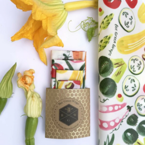 Go-for-Zero-Australia-Reusable-Beeswax-Wraps