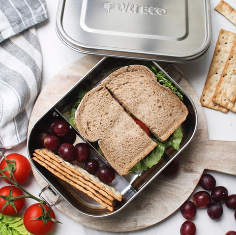 Ever-Eco-Reusable-Metal-Lunch-Box