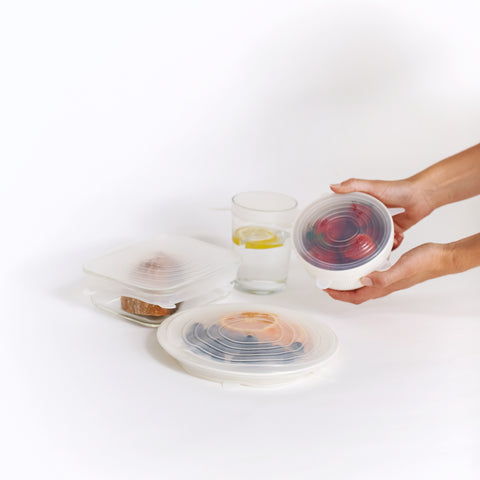 Go-For-Zero-Australia-Reusable-Silicone-Food-Covers