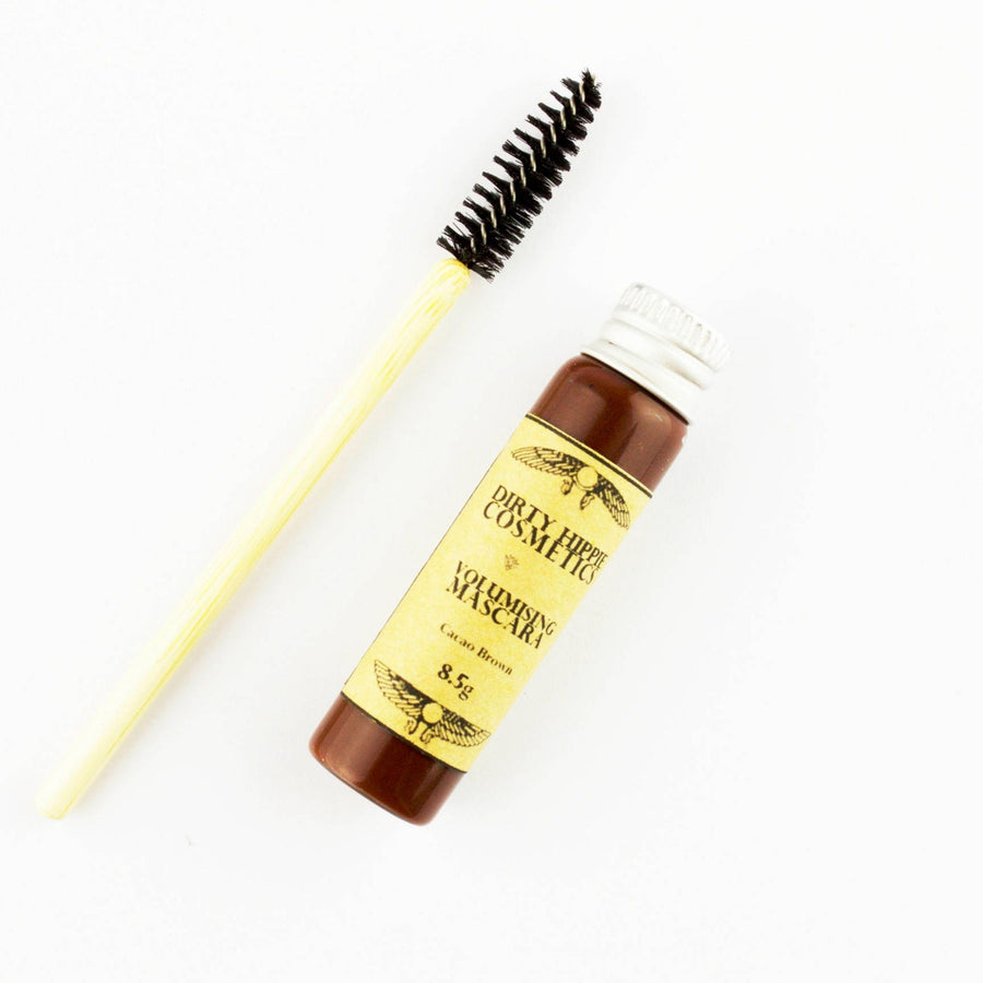 Dirty Hippie - Volumising Mascara - Cacao Brown (8.5g)