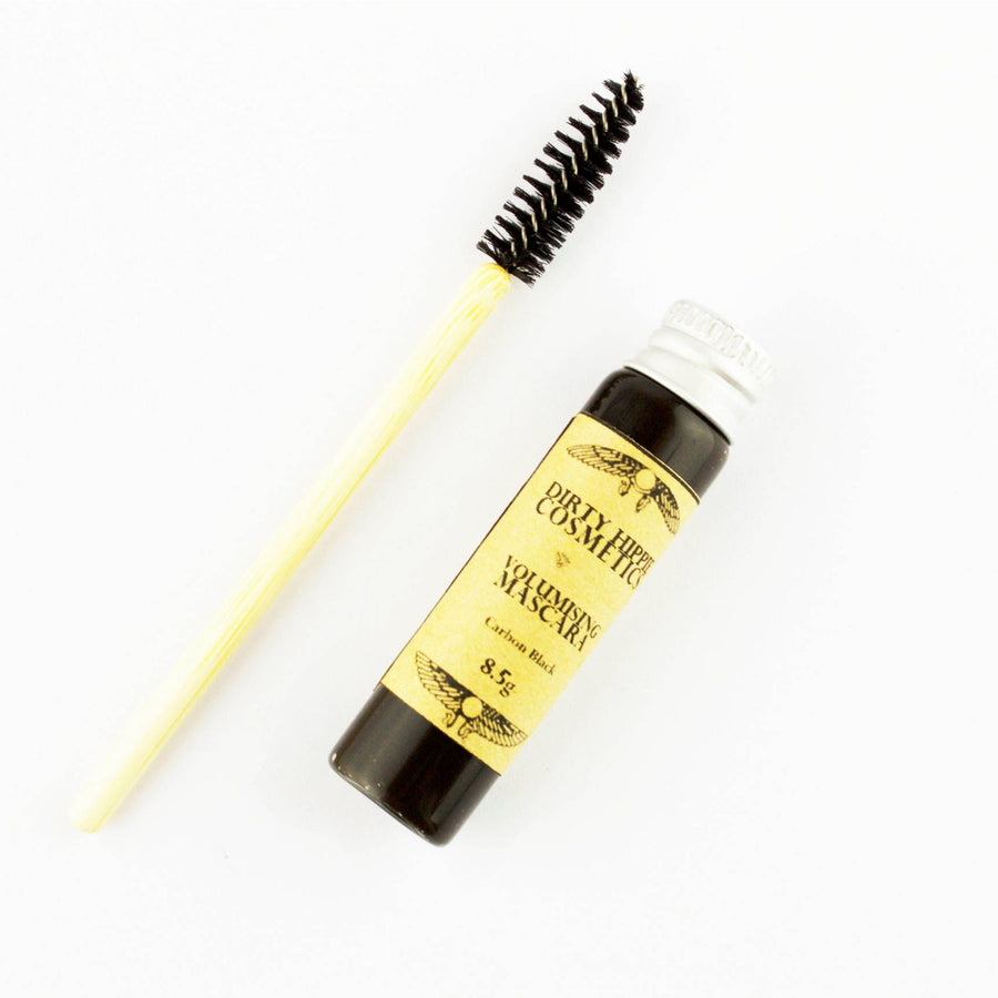Dirty Hippie - Volumising Mascara - Carbon Black (8.5g)