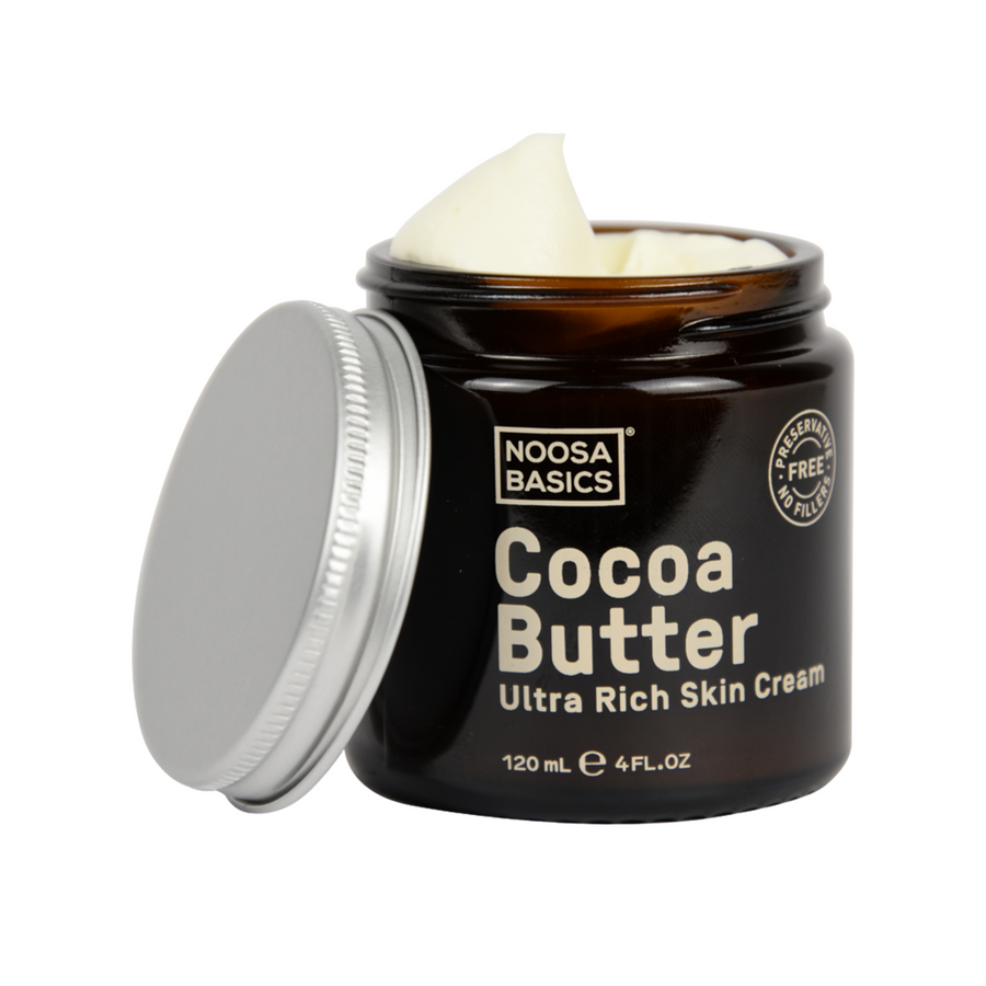 Noosa Basics - Cocoa Butter Ultra Rich Skin Cream (120ml)