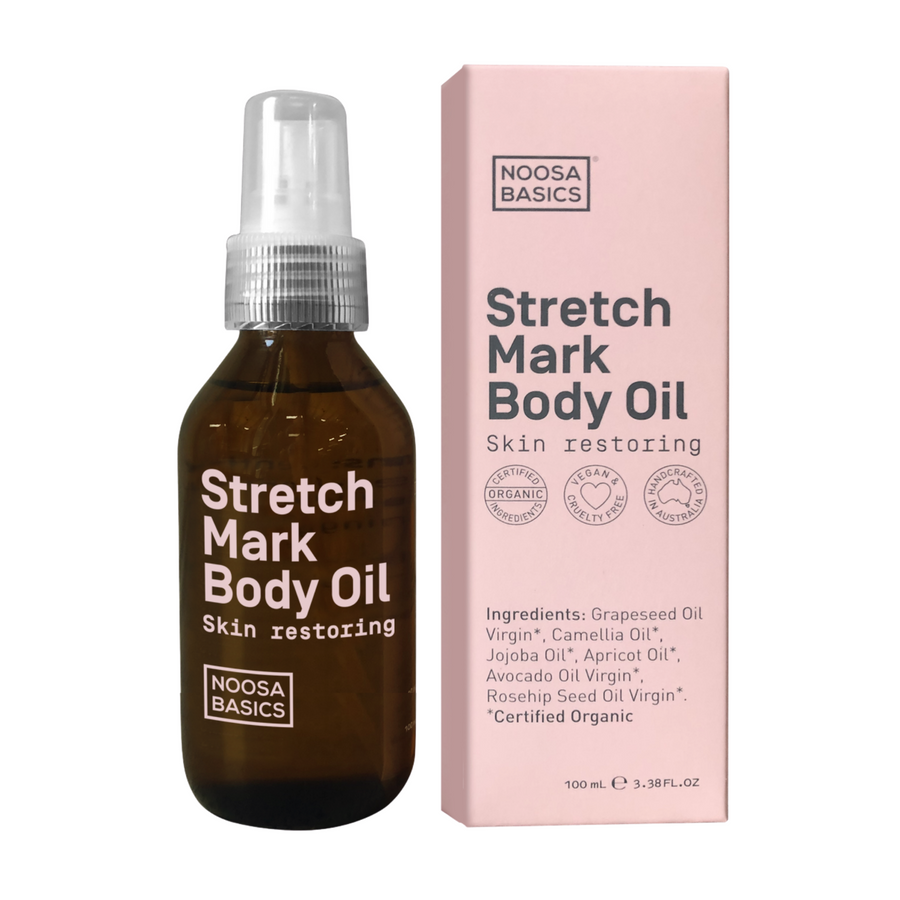 Noosa Basics - Stretch Mark Body Oil (100ml)