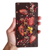 Maple & Sage - Berry Dark Chocolate Slab (150g)