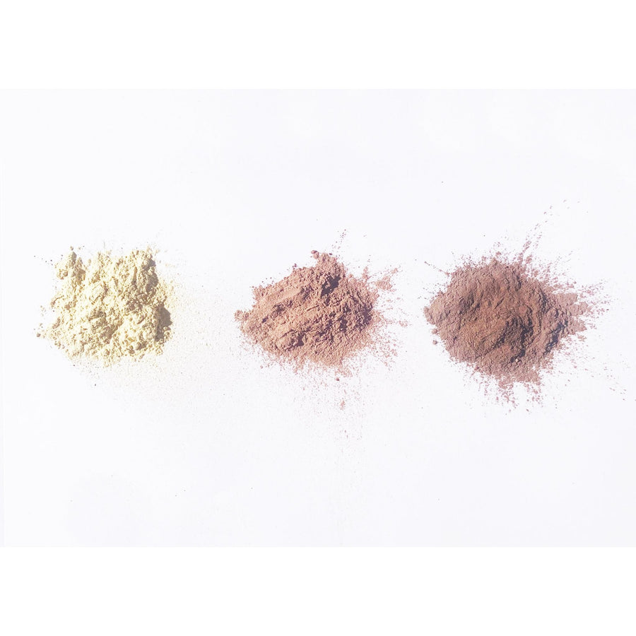 Dirty Hippie - Organic Dry Shampoo Shaker - Dark Hair (60g or 120g)