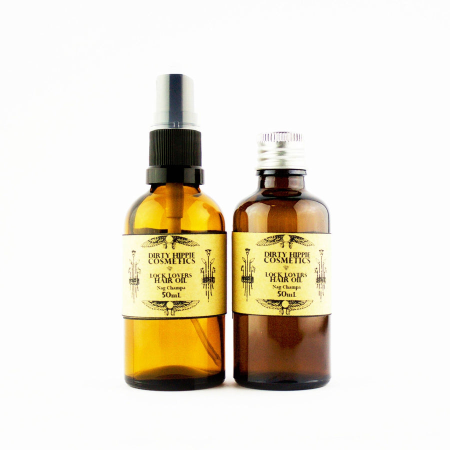 Dirty Hippie - Lovers Lock Hair Oil (Spray or Refill)