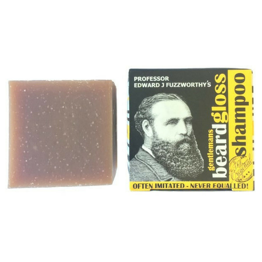 Beauty And The Bees - Professor Fuzzworthy's Beard Shampoo Bar (120 g)