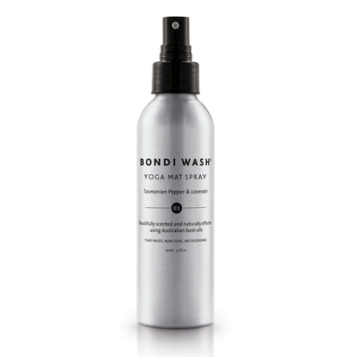 Go-For-Zero-Australia-Bondi-Wash-Yoga-Mat-Spray-Tasmanian-Pepper-Lavender-150ml-