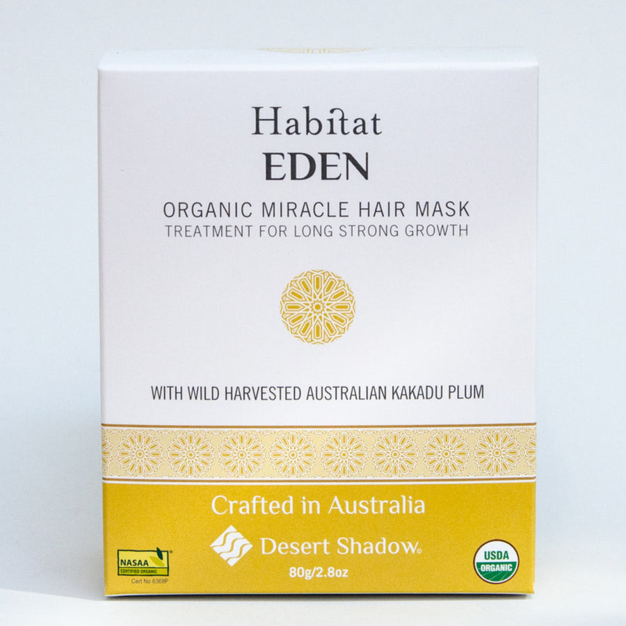 Desert Shadow - Eden Miracle Hair Mask (80 g)