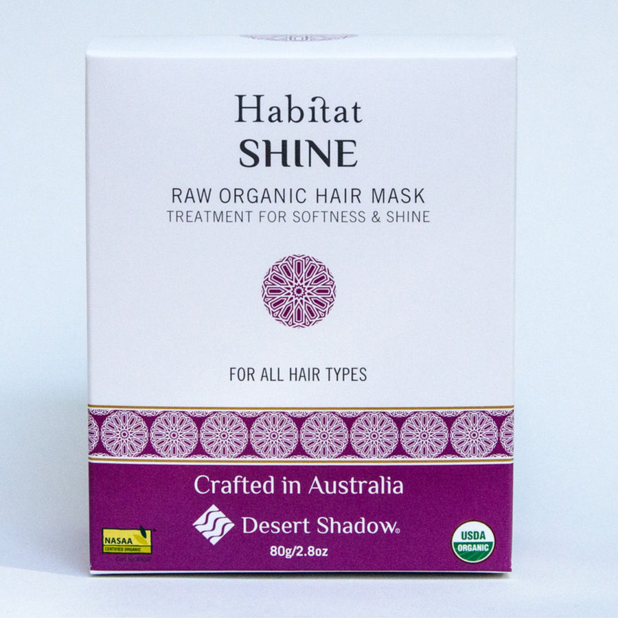 Desert Shadow - Hair Conditioning Mask - Shine (100g)