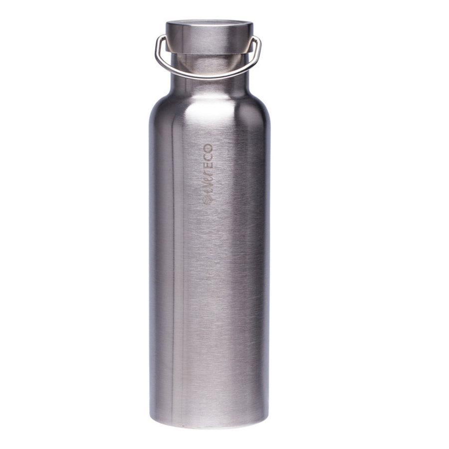 Ever Eco - Insulated Drink Bottle - Stainless Steel (750ml)