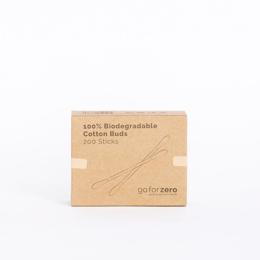 Go for Zero - Bamboo Cotton Buds (200)