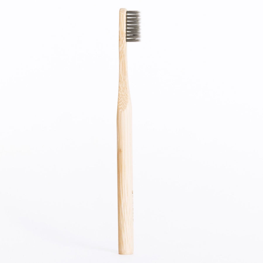 Go for Zero - Bamboo Adult Toothbrush (Medium) (7 Options)