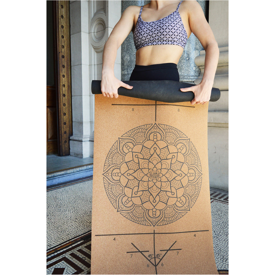 I Am That Yoga - Travel Yoga Mat