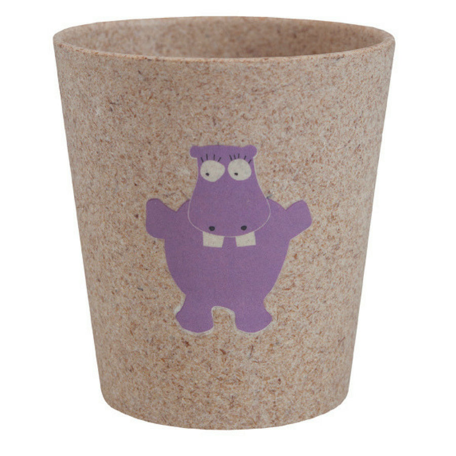 Jack N' Jill - Biodegradable Rinse Cup Hippo