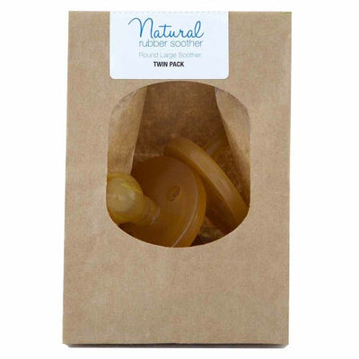 Go-For-Zero-Australia-Natural-Rubber-Soother-round-Large-Double-toddler-eco-packaging