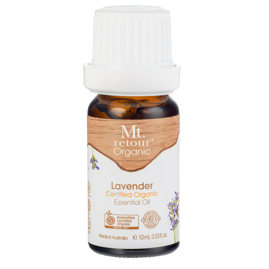 Mt.Retour - Lavender Certified Organic Essential Oil (10 ml)