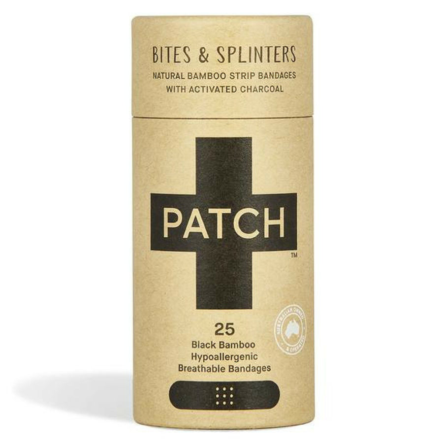 Patch – Activated Charcoal Adhesive Strips (25 pack)