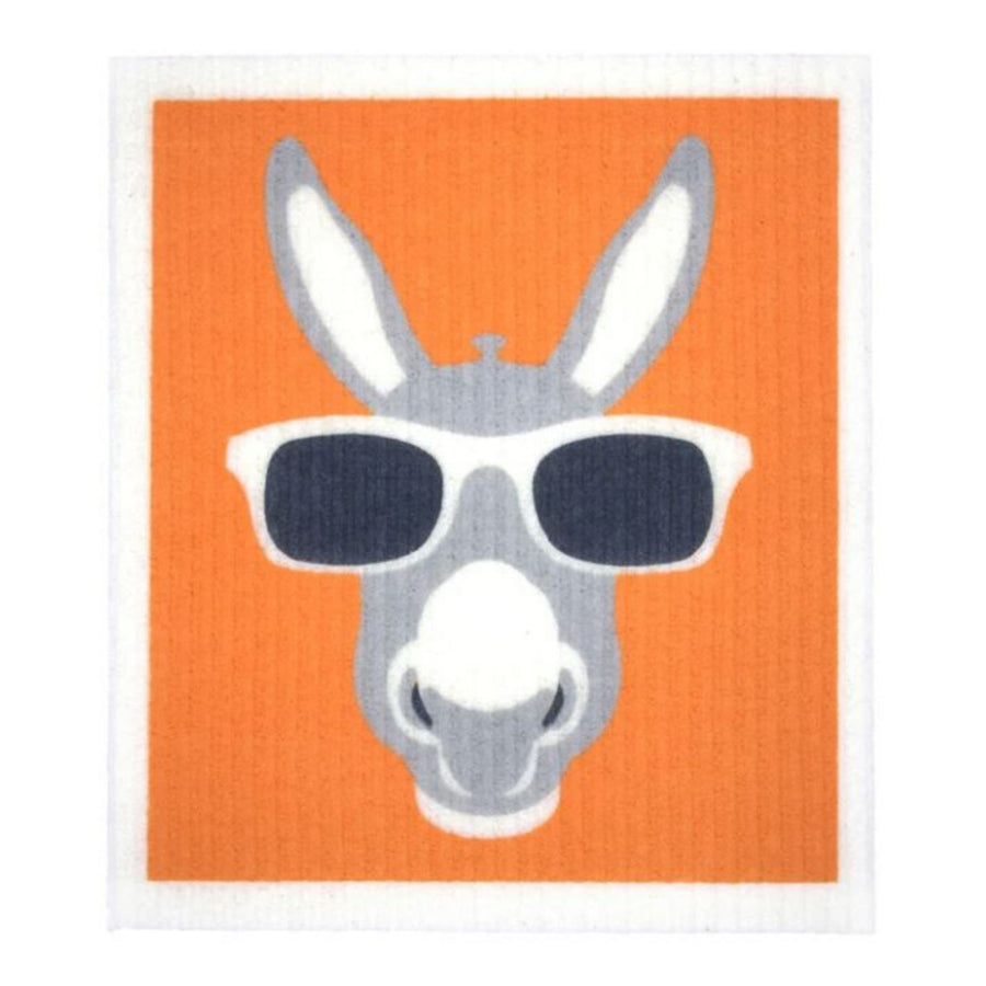RetroKitchen - Cellulose Dishcloth (Donkey)