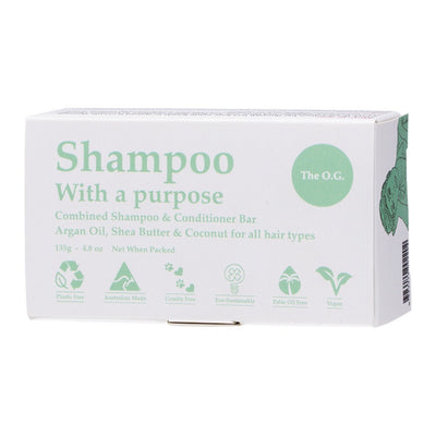 Go-For-Zero-Australia-Shampoo-with-a-Purpose-The-O.G-Shampoo-&-Conditioner-Bar-135g