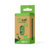 BioTuff - Compostable Dog Waste Bags (Pack with Pouch or Refill)