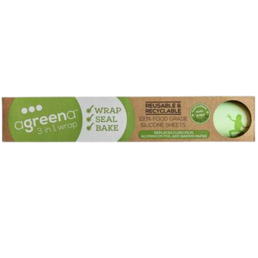 Agreena - Reusable 3 in 1 Combo Pack